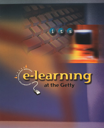 e-learning cover design