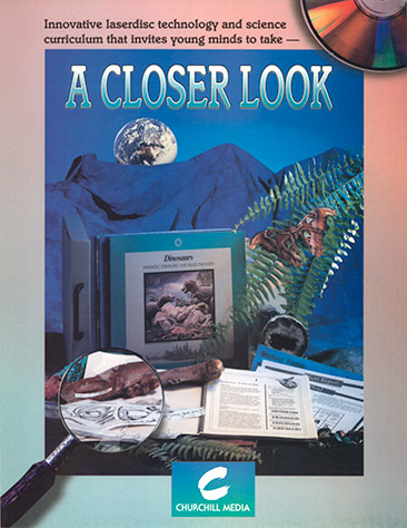 closer look cover design